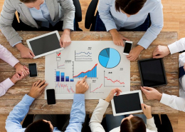 Innovationsmanagement Analyse Reporting Tracking